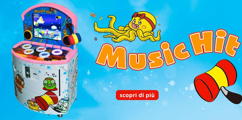 mondogiochi music hit new