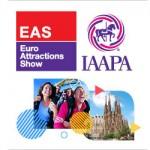 Euro Attractions Show (EAS) 2016 : Lo Stand Mondo Giochi