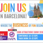 Euro Attractions Show (EAS) 2016