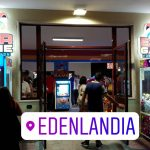 Exergame has a new location, Edenlandia!