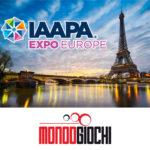 IAAPA Expo Europe Parigi - Mondo Giochi