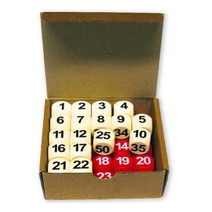 Numeri per pallottoliere Set