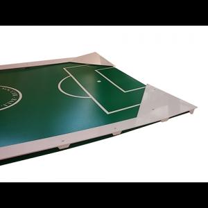 Serie di segnapunti a cubetto per calciobalilla FAS composta da 20 cubetti colorati, quattro terminali e astine per segnapunti