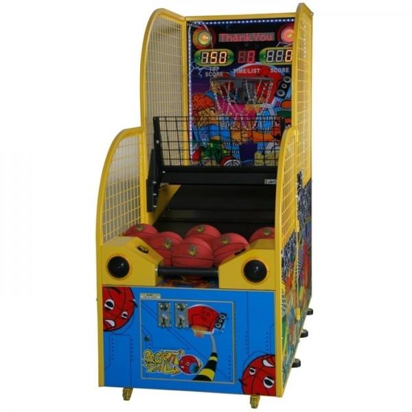 Basket Baby Ticket Redemptions