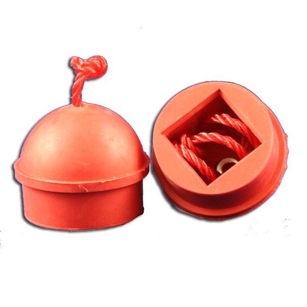 Portagesso Deluxe Rosso