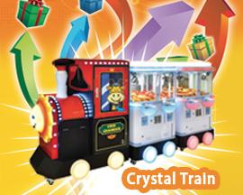 crystal train