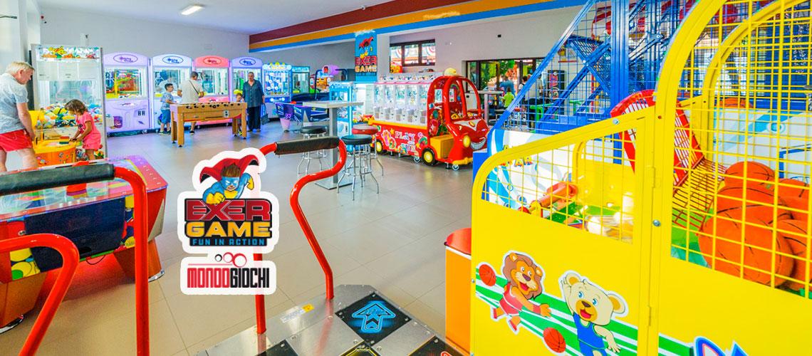 aree giochi bambini